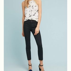 Exc condition Anthropologie essential slim pant